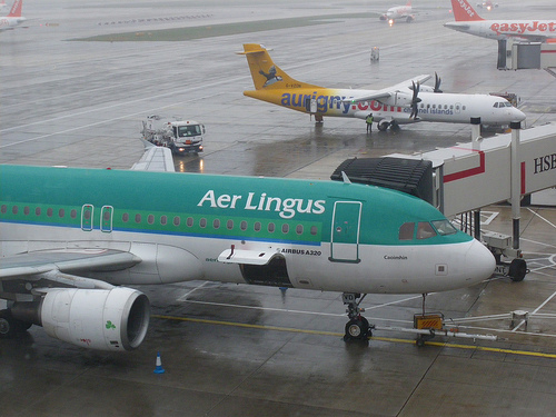 Aer Lingus Airlines Irland