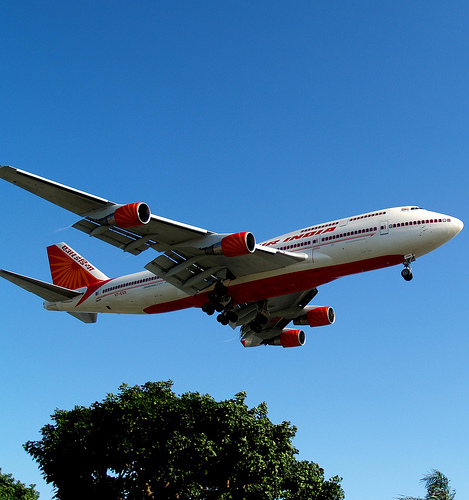 Air India Airline Indien