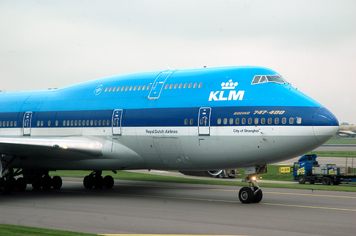KLM Airline Holland Niederlande