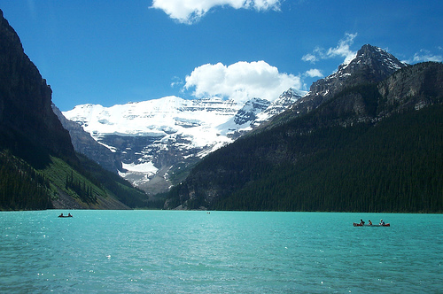 Kanada - Lake Louise