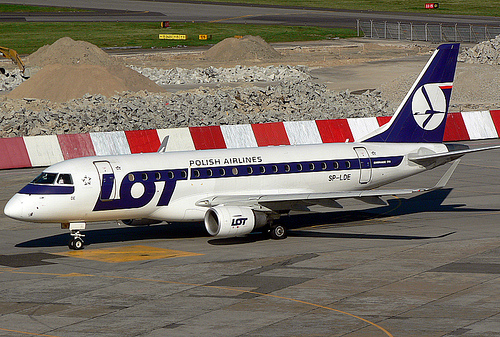 LOT Polish Airlines Polen