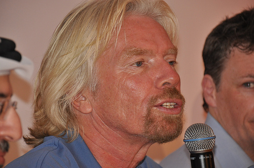 Sir Richard Branson Virgin