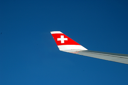 Swiss2 A330-200 winglet