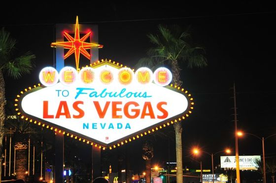 Nevada Las Vegas Welcome Sign
